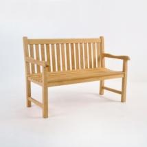 Elizabeth Teak 2 Seater Outdoor Bench Design Warehouse Nz