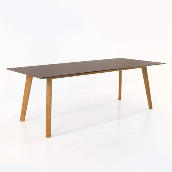 Elements Dining Table front angle view