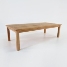 Hampton Teak Outdoor Dining Tables-0