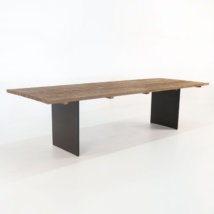 New York Reclaimed Teak Dining Tables-0