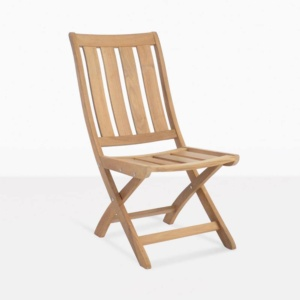 Bella Teak Dining Side Chair
