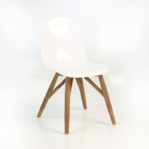 bistro modern dining chair