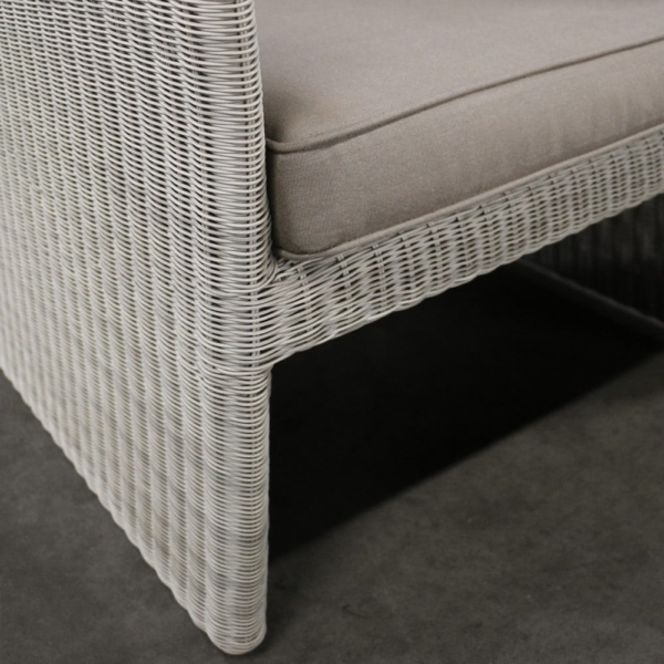 cube outdoor wicker collection closeup