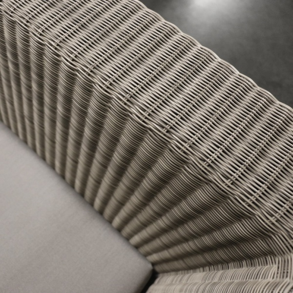 madison wicker deep seating collection closeup