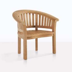 monet teak relaxing chair outdoor