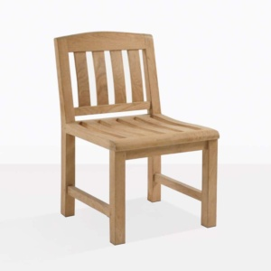 Newport Teak Chair Outdoor