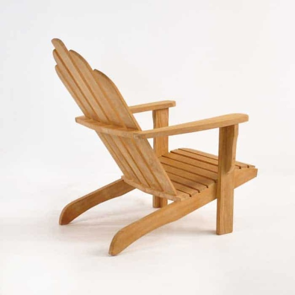 Teak Adirondack Chair-1015