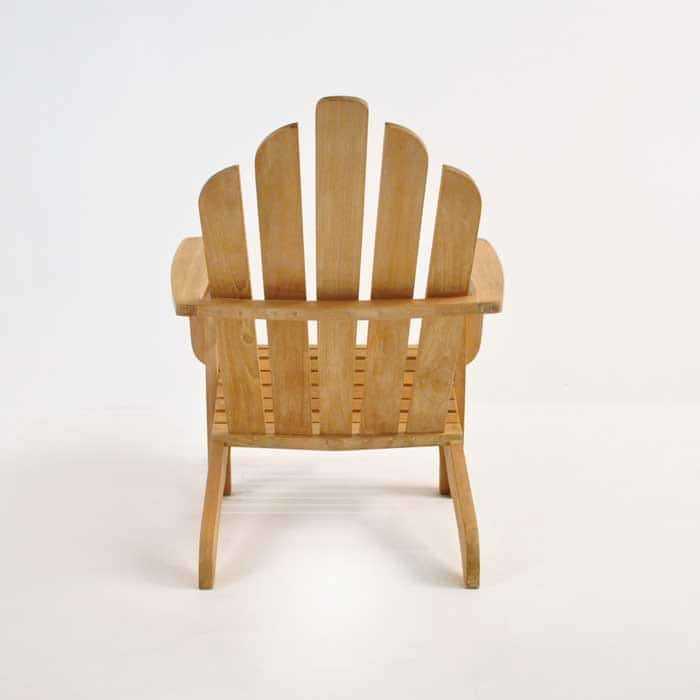 Teak Adirondack Chair-1017