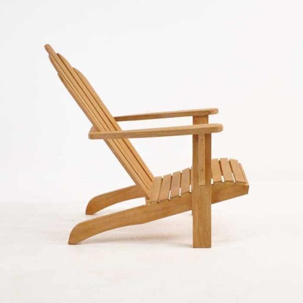 Teak Adirondack Chair-1018