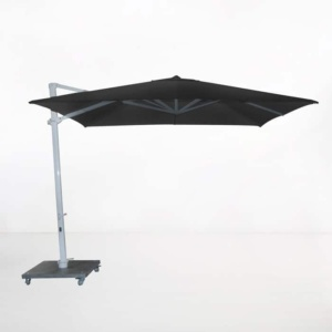 Antigua 3.0 Metre Cantilever Umbrella (Black)-0