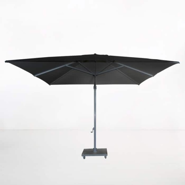 Antigua 3.0 Metre Cantilever Umbrella (Black)-2114