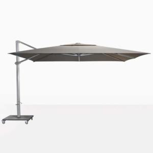 Umbrella - Ascot taupe flat