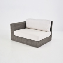 Austin Outdoor Wicker Sectional Kubu (Right)-0
