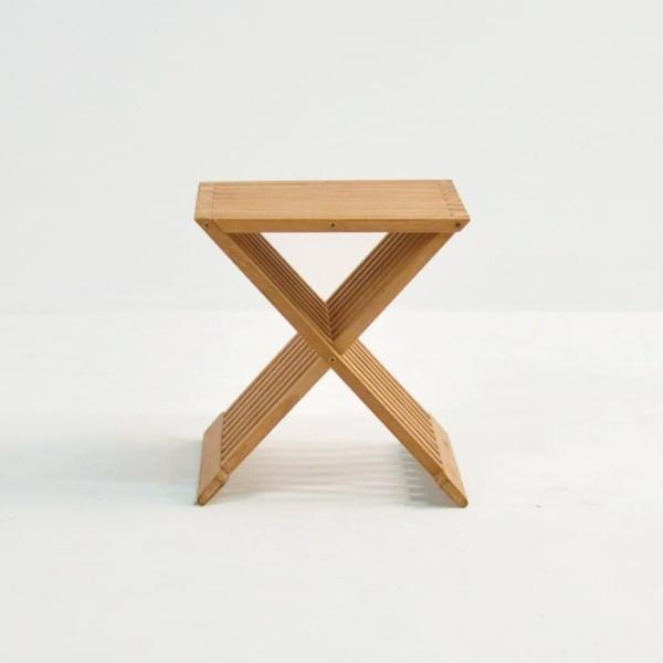 Azura Teak Accent Table-791