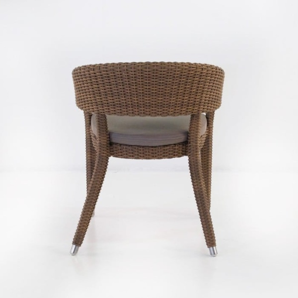 Baltimore Cafe Dining Chair (Sempulat)-1195