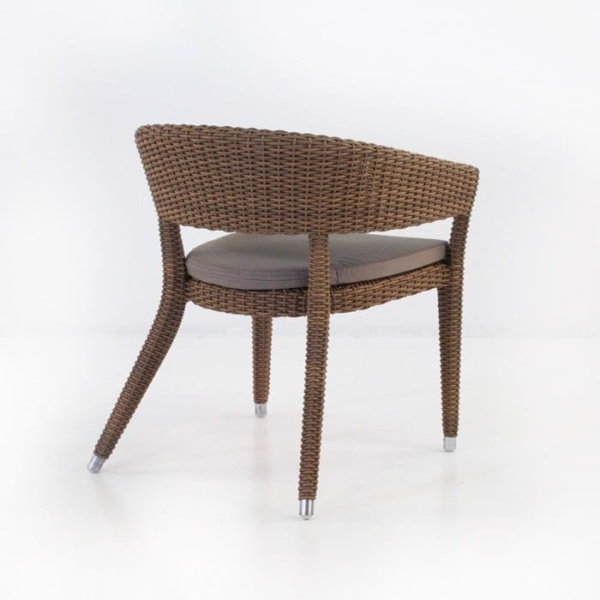 Baltimore Cafe Dining Chair (Sempulat)-1194