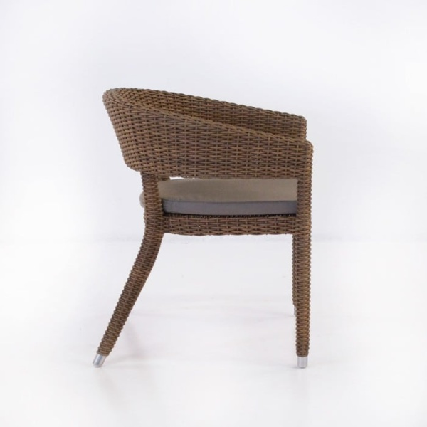 Baltimore Cafe Dining Chair (Sempulat)-1193