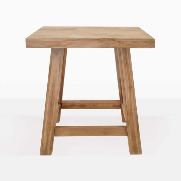 blok bar outdoor teak table