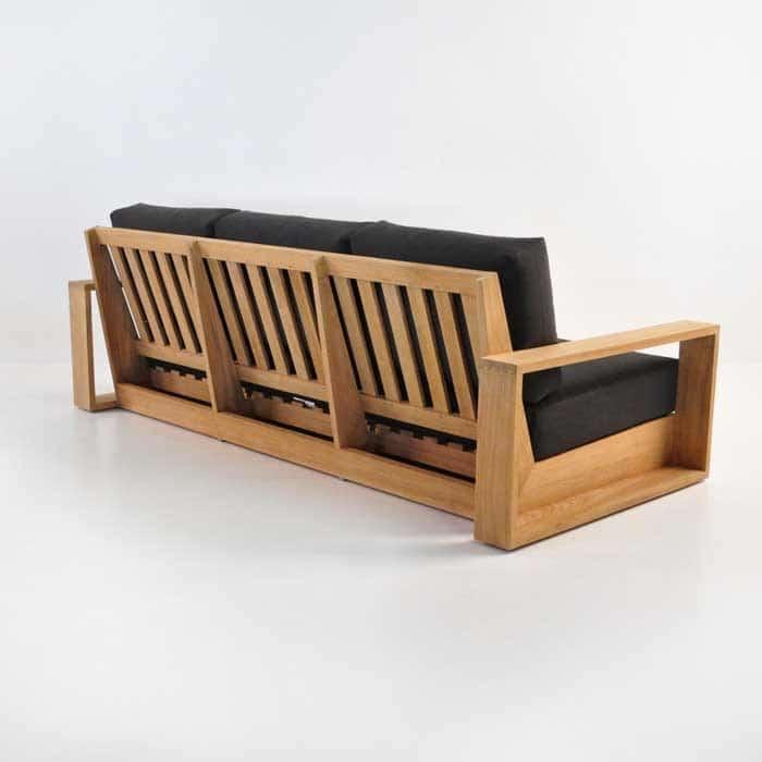 Cabana Teak Sofa