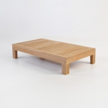 cabo teak coffee table