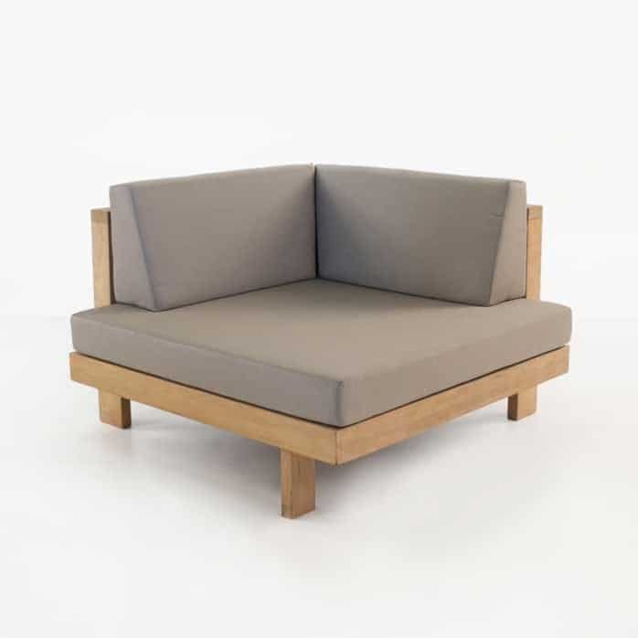 outdoor sectional sofa corner chair