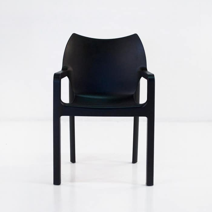 Cape Cafe Dining Chair (Black)-1221
