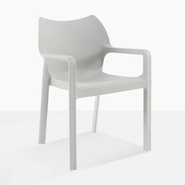 Cape Cafe Dining Chair (Grey)