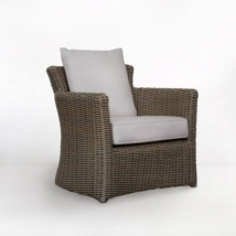 Chopin Outdoor Wicker Relaxing Chair pic