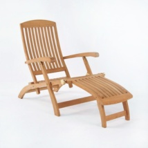 Classic Teak Steamer Chair-0