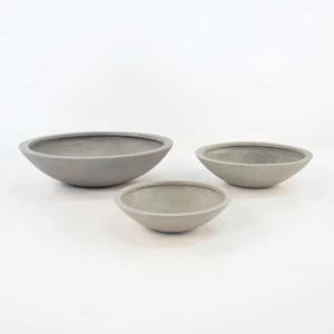 Raw Concrete Bowls