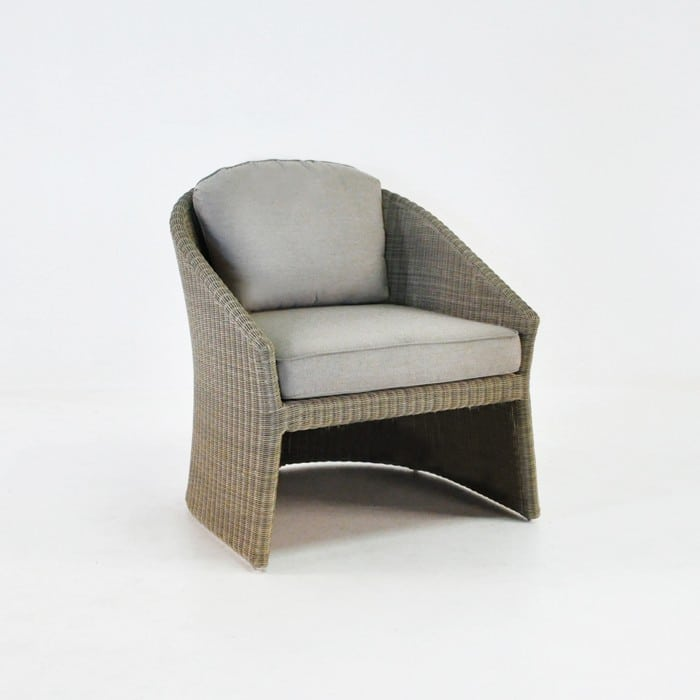 Cove wicker relaxing tub chair design warehouse nz for Relaxing chair design