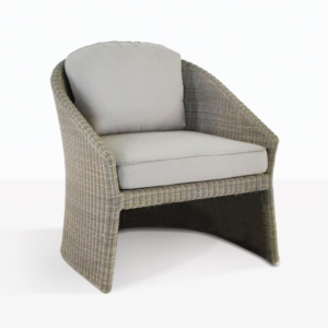 cove angle relaxing outdoor chair
