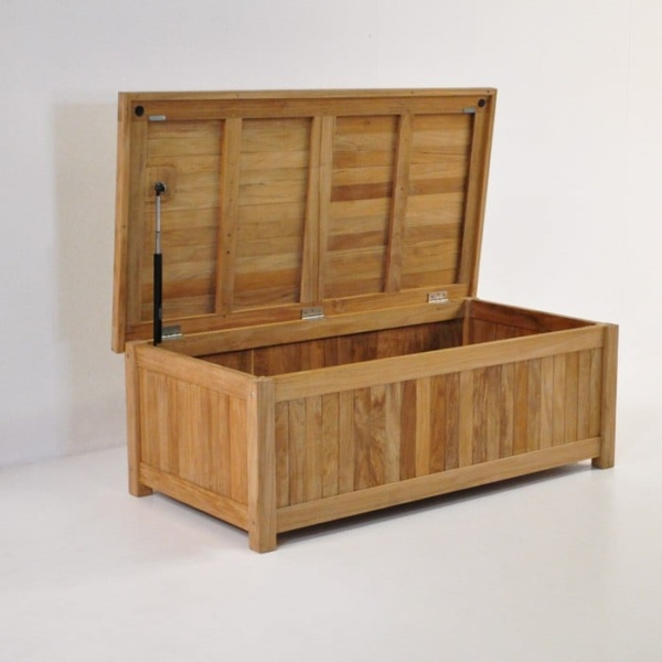 Teak Cushion Box-867
