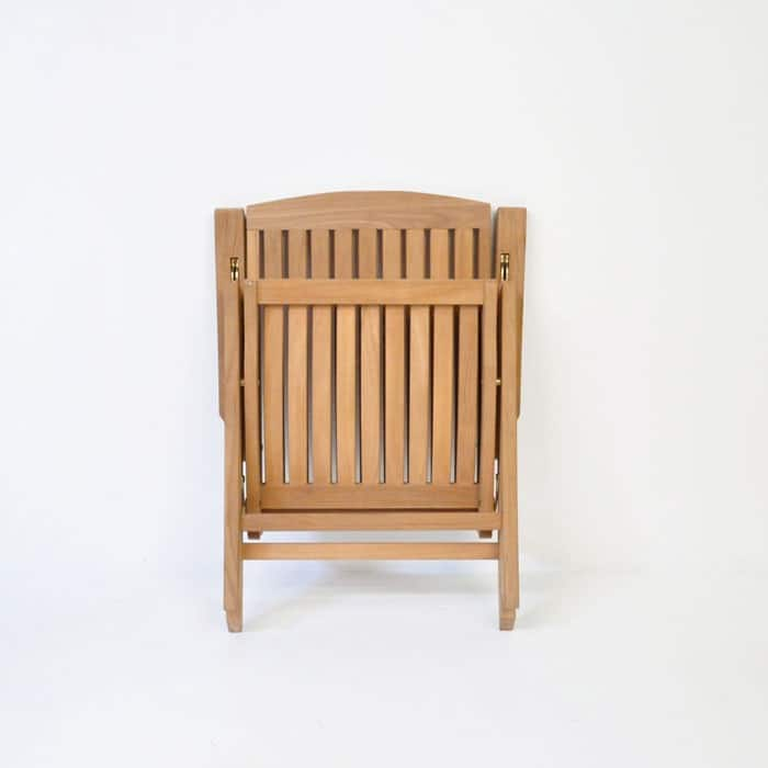 Dorset Teak Relaxing Reclining Chair-1050
