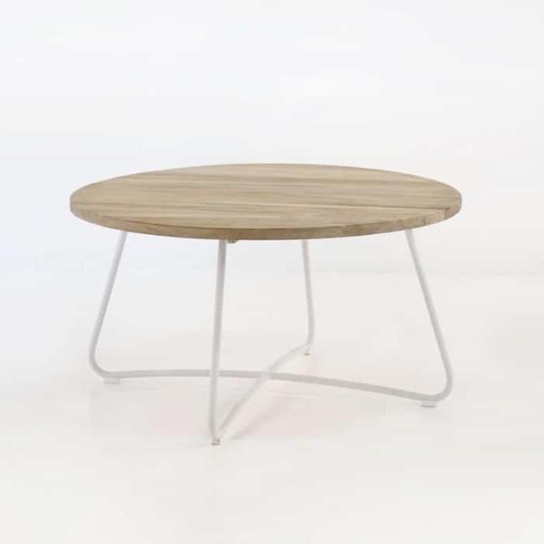 East Reclaimed Teak Coffee Table-0