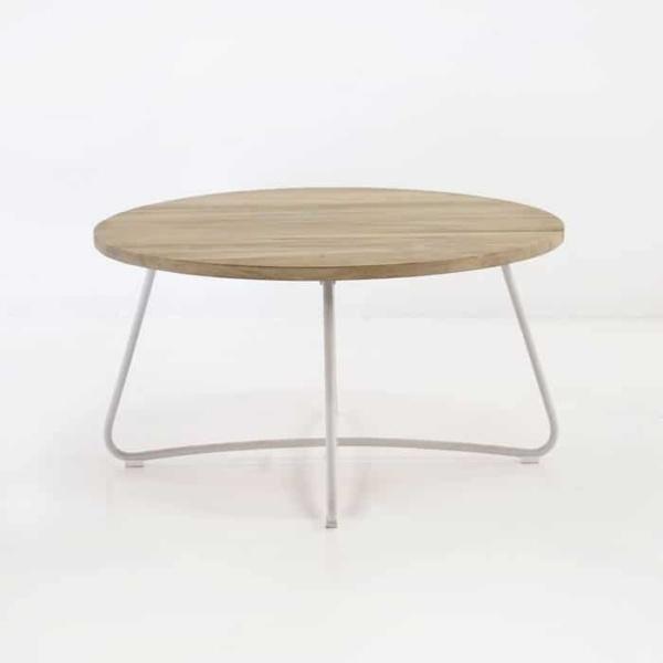 East Reclaimed Teak Coffee Table | Outdoor Furniture ...