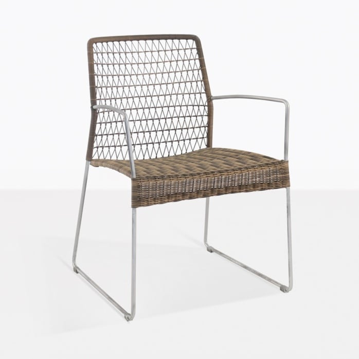 edge dining chair sampulut side weave ecolene
