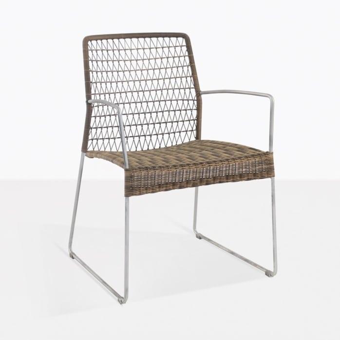 edge dining chair sampulut side weave ecolene