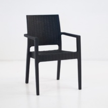 Event Cafe Dining Chair (Black)-0