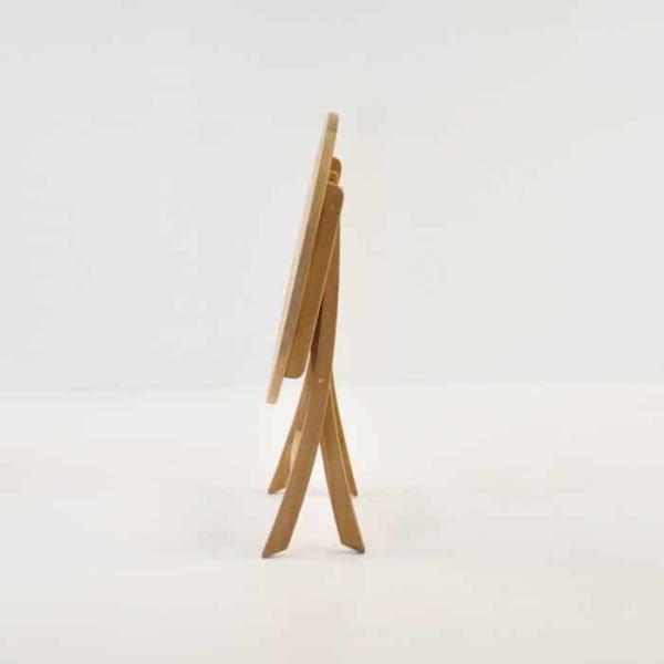 Folding Teak Coffee Table-1182