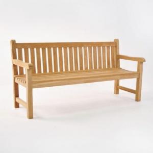 Garden Teak Outdoor Bench 2 Seater Design Warehouse Nz