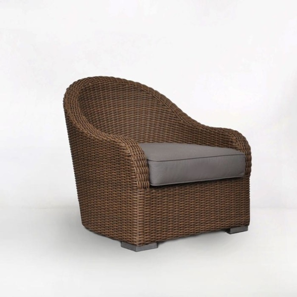 Giar Outdoor Wicker Relaxing Chair pic