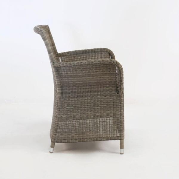 Gilbert Wicker Dining Arm Chair-453