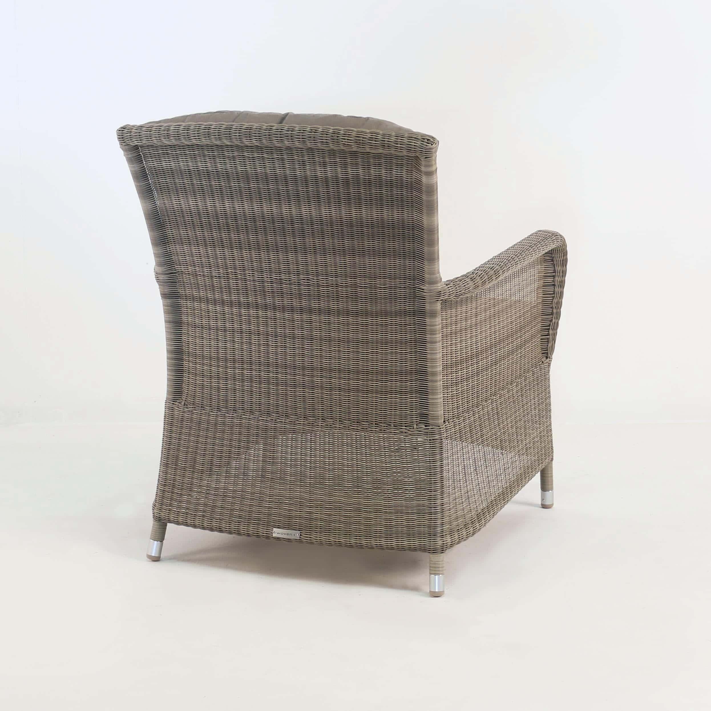 Gilbert Occasional Relaxing Chair (Seaside)-1055