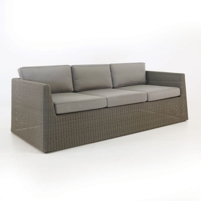 Giorgio Outdoor Wicker Sofa (Kubu)-0