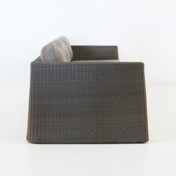 Giorgio Outdoor Wicker Sofa (Kubu)-662