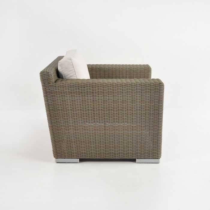 Henry Outdoor Wicker Club Chair (Kubu)-676
