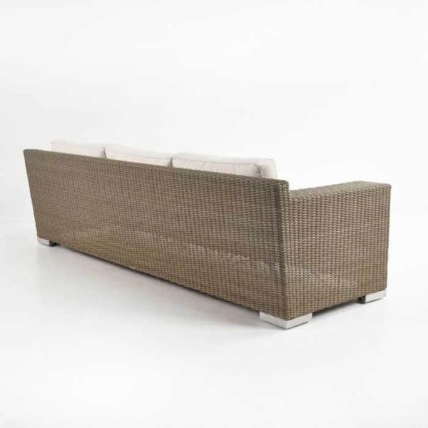 Henry Outdoor Wicker Sofa (Kubu)-679