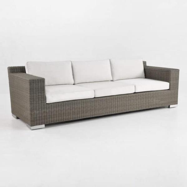 Henry Outdoor Wicker Sofa (Kubu)-0