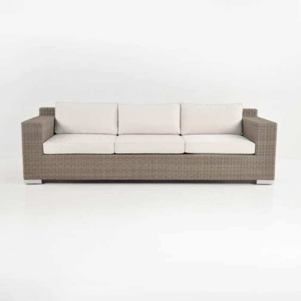 Henry Outdoor Wicker Sofa (Kubu)-681